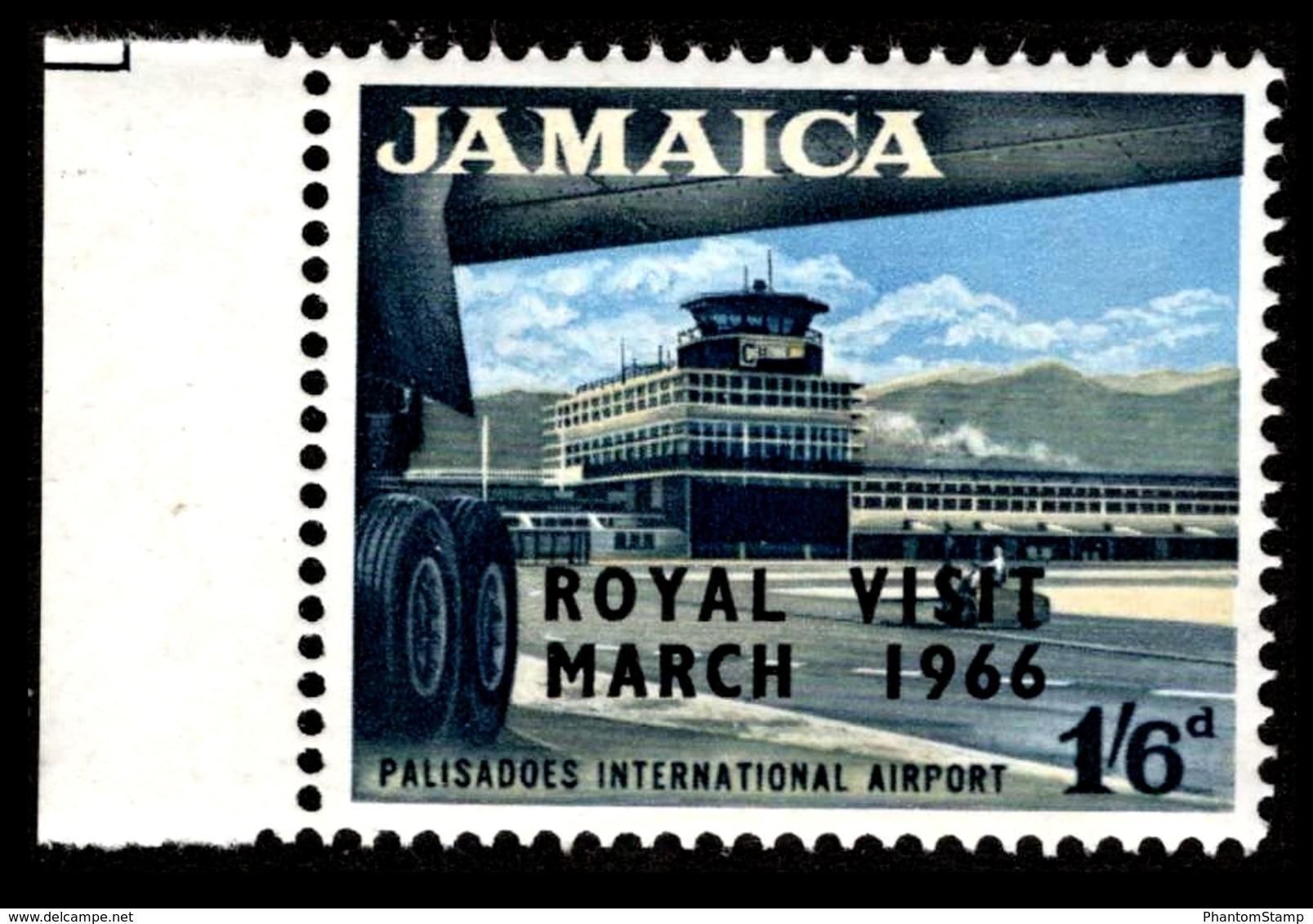 1966 Jamaica - Jamaica (1962-...)