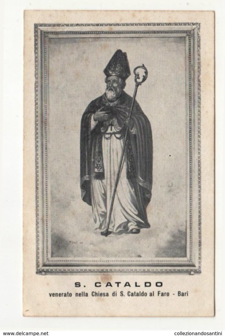 Santino Antico San Cataldo Da San Cataldo Al Faro - Bari - Religione & Esoterismo