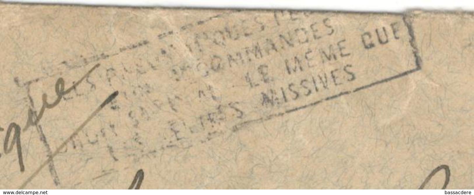 15116 - Pneumatiques Recommandés - Storia Postale