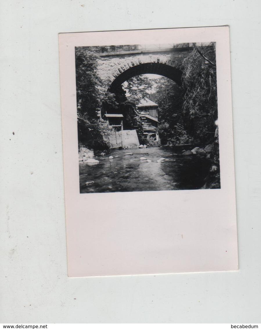 Saint Jean De Sixt 1952 La Scierie - Orte