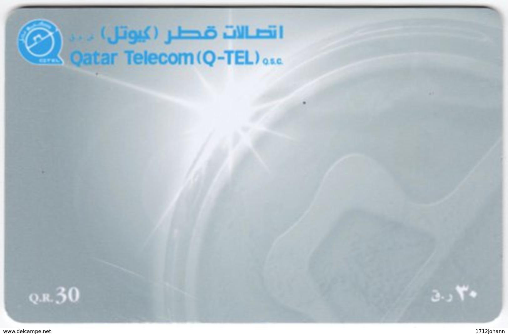 QATAR A-170 Chip Telecom - Used - Qatar