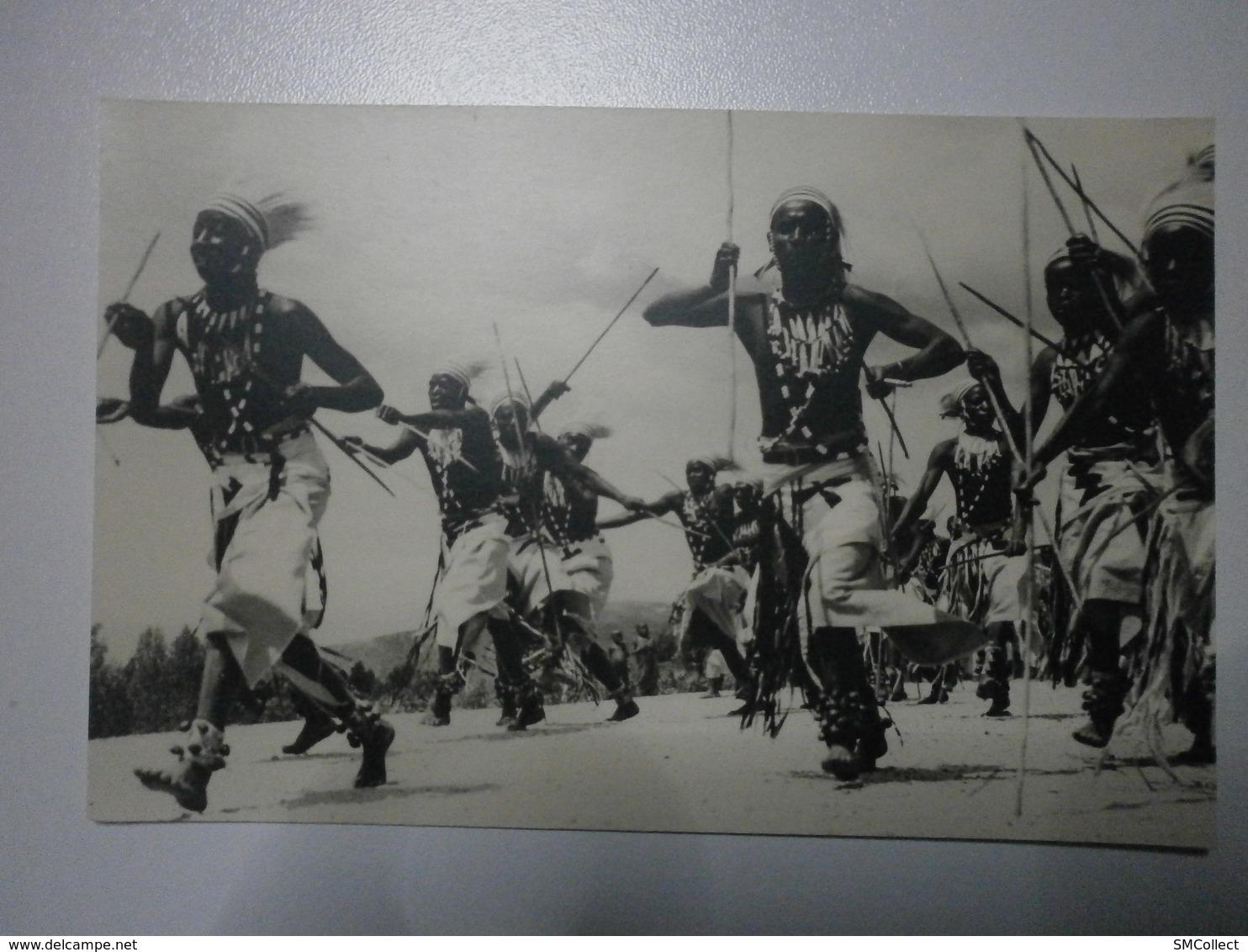 Ruanda Urundi, Carte Photo, Danseurs Watusi (A5p29) - Ruanda-Urundi