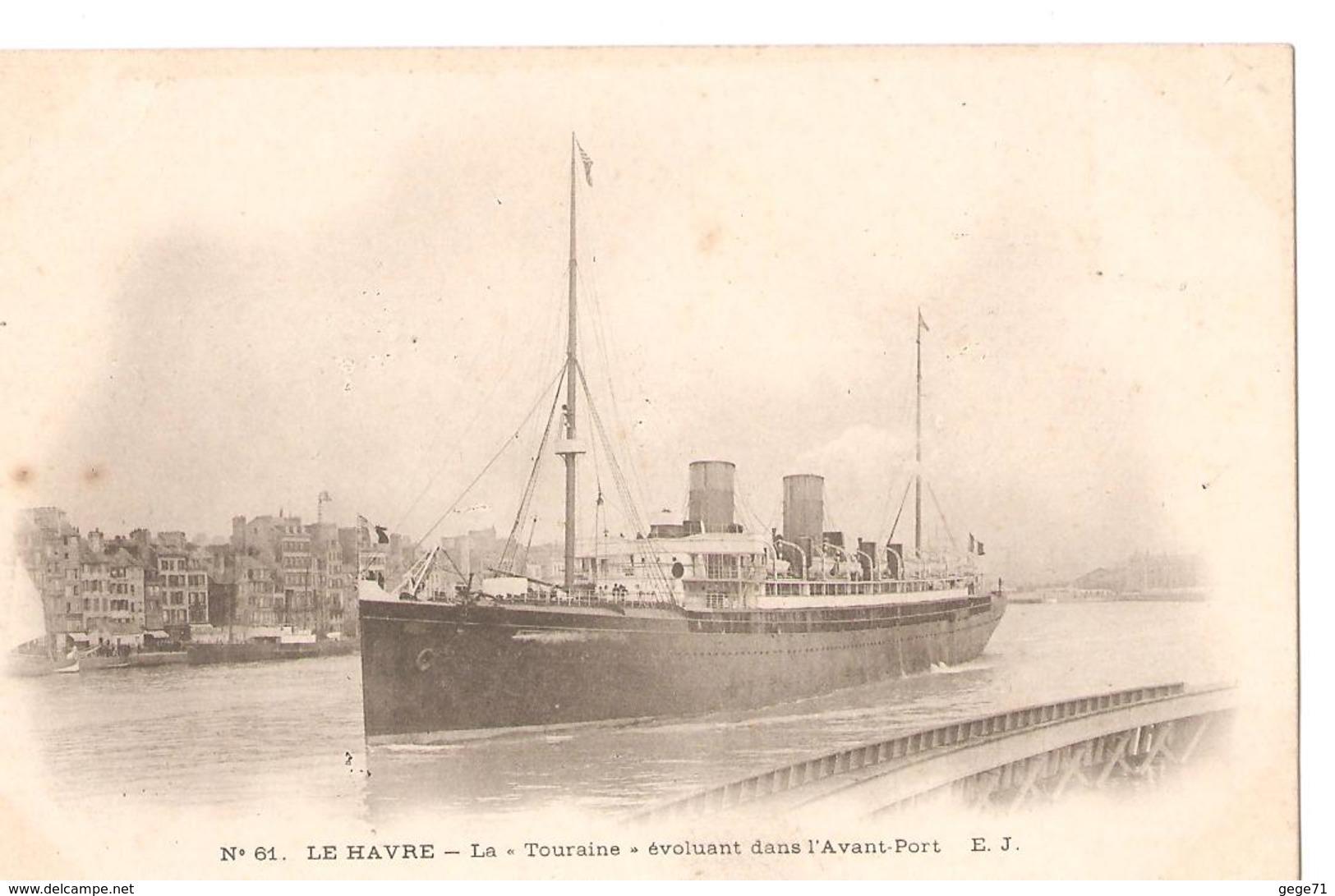 La Touraine - Le Havre - Commerce