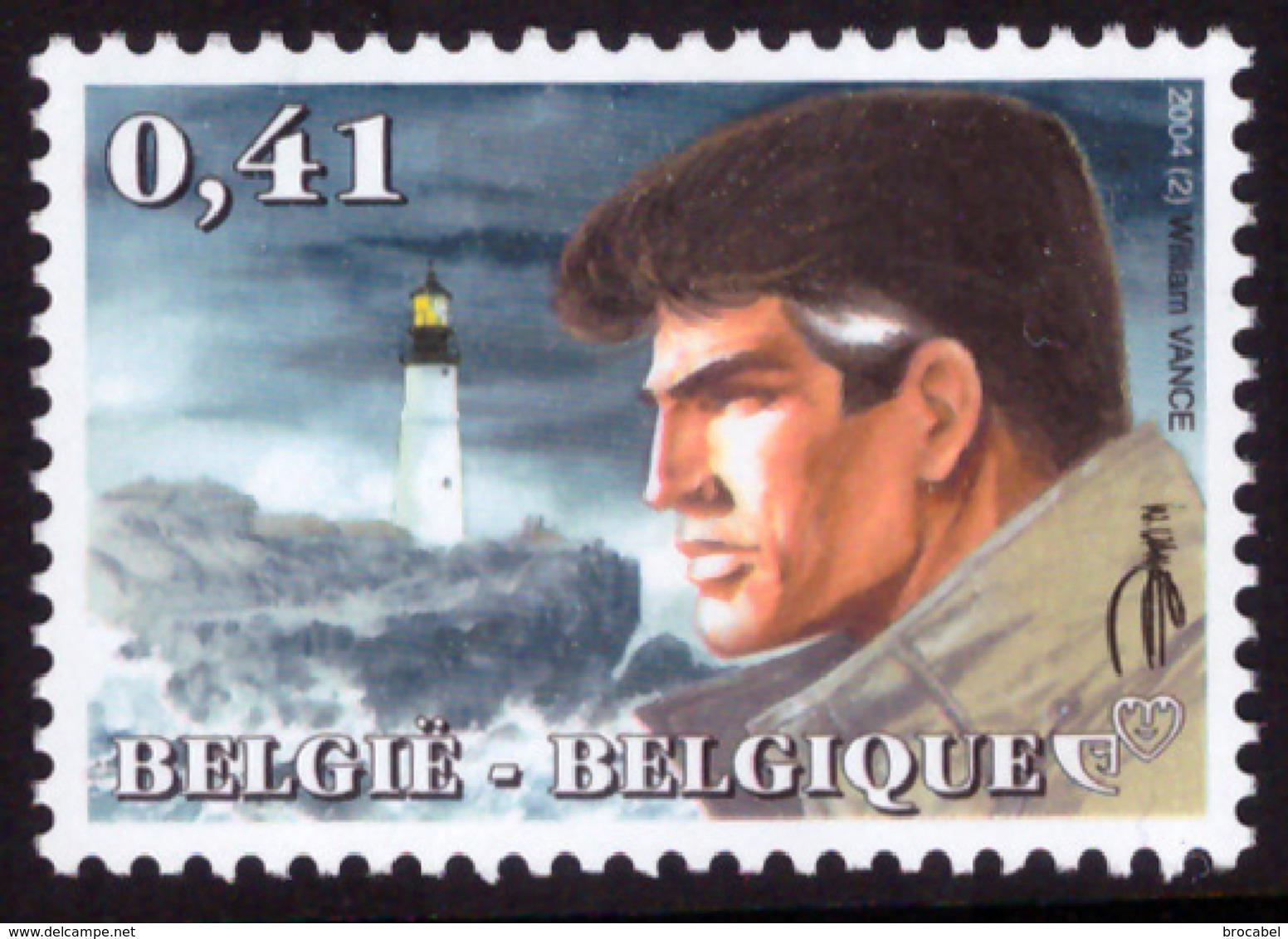 Belgium 3233** William Vance   MNH - Nuovi