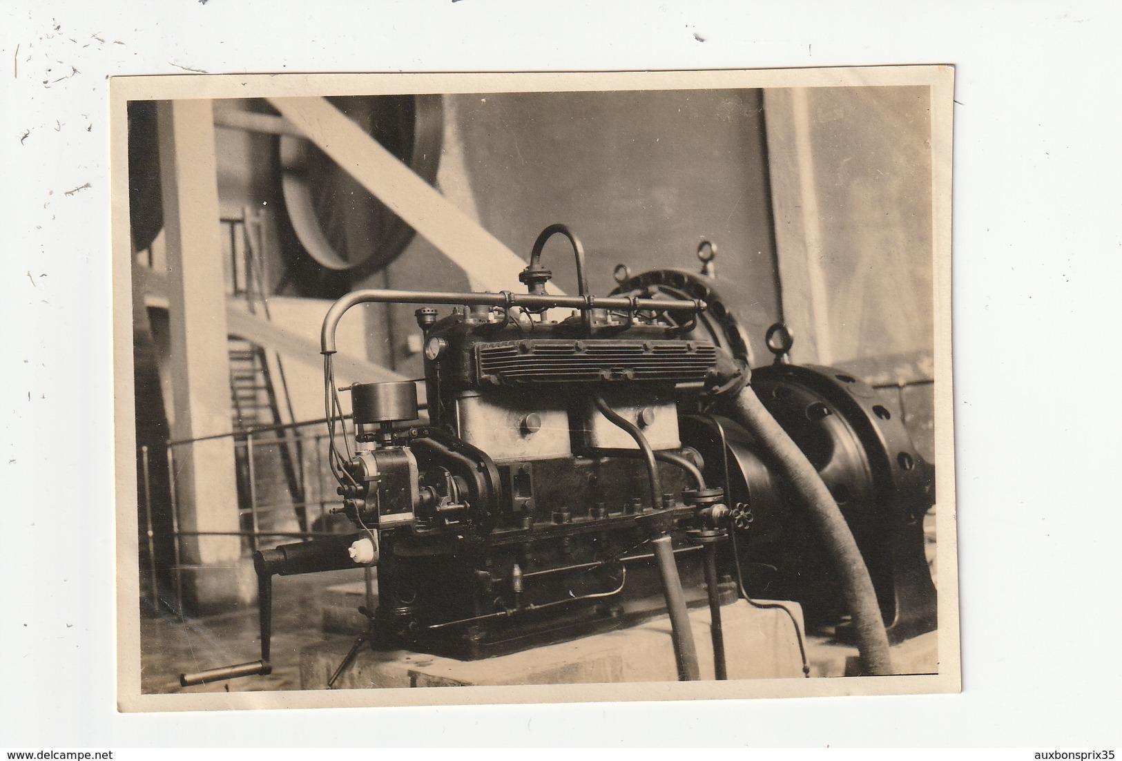 2 PHOTOS - SETE - USINE CHIMIQUE - BENNES DE MONORAIL BOYER 15/04/19 - GROUPE ELECTROGENE 15/04/21 - 34 - Places