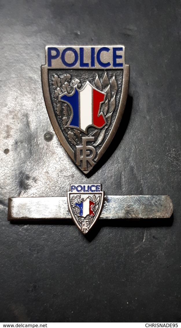 INSIGNES POLICE - Police