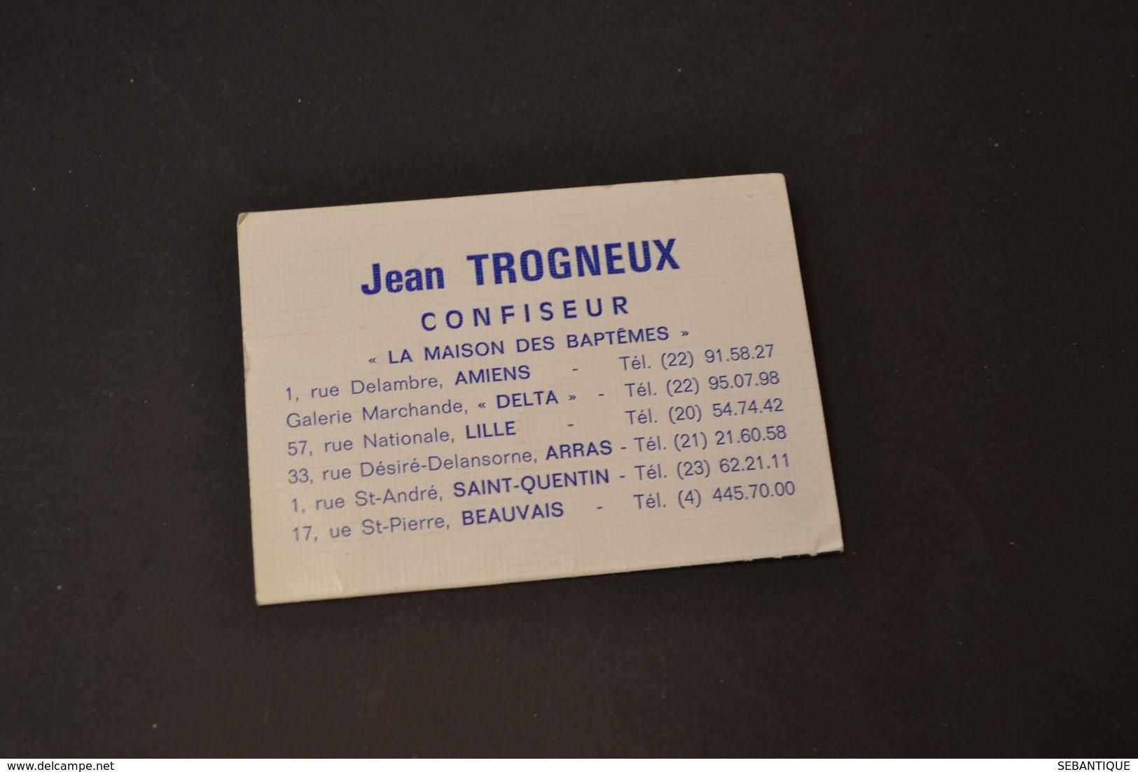 Mini Calendrier 1984 Chevaux En Peinture Confiseur Jean Trogneux - Calendriers