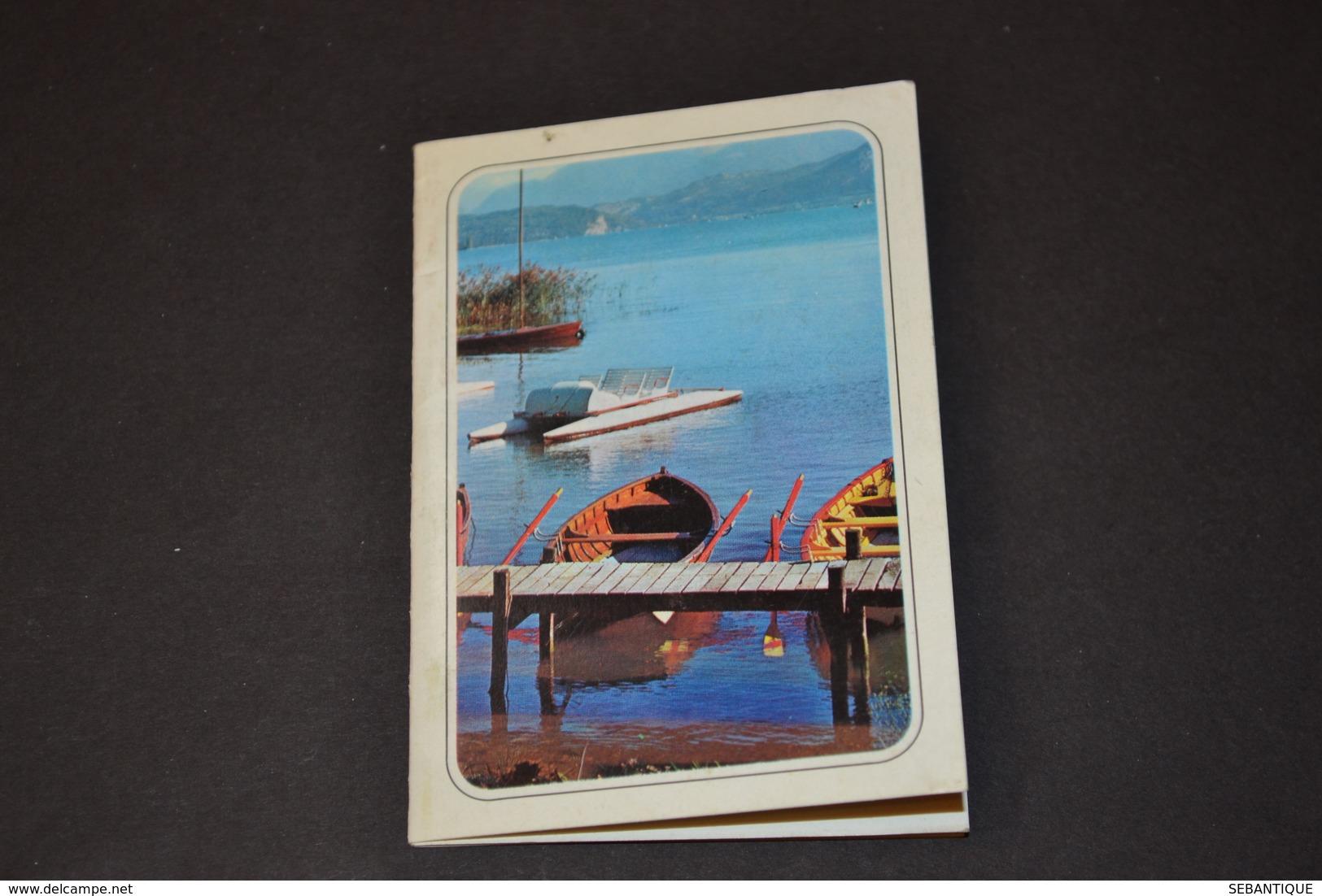 Mini Calendrier 1970 Bord De Lac  Bijoux GL - Petit Format : 1961-70