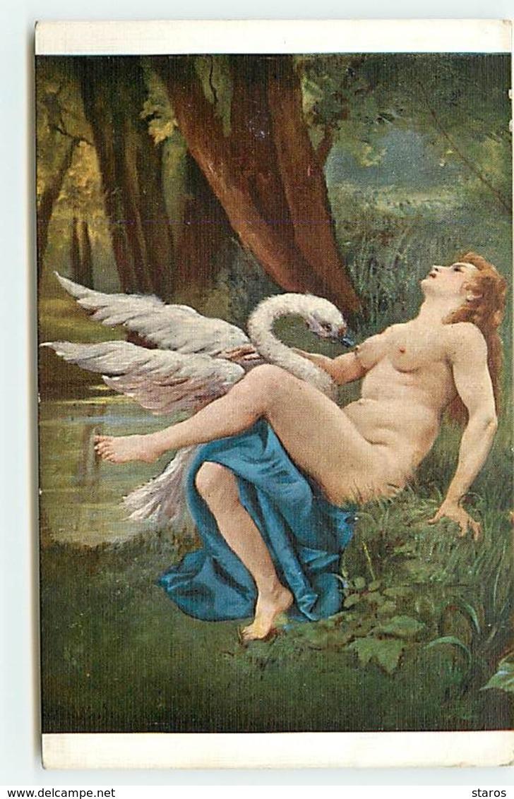 Salon De Paris - E. Mouillard - Thaïs - Edit. Lapina N°915 - Tableaux