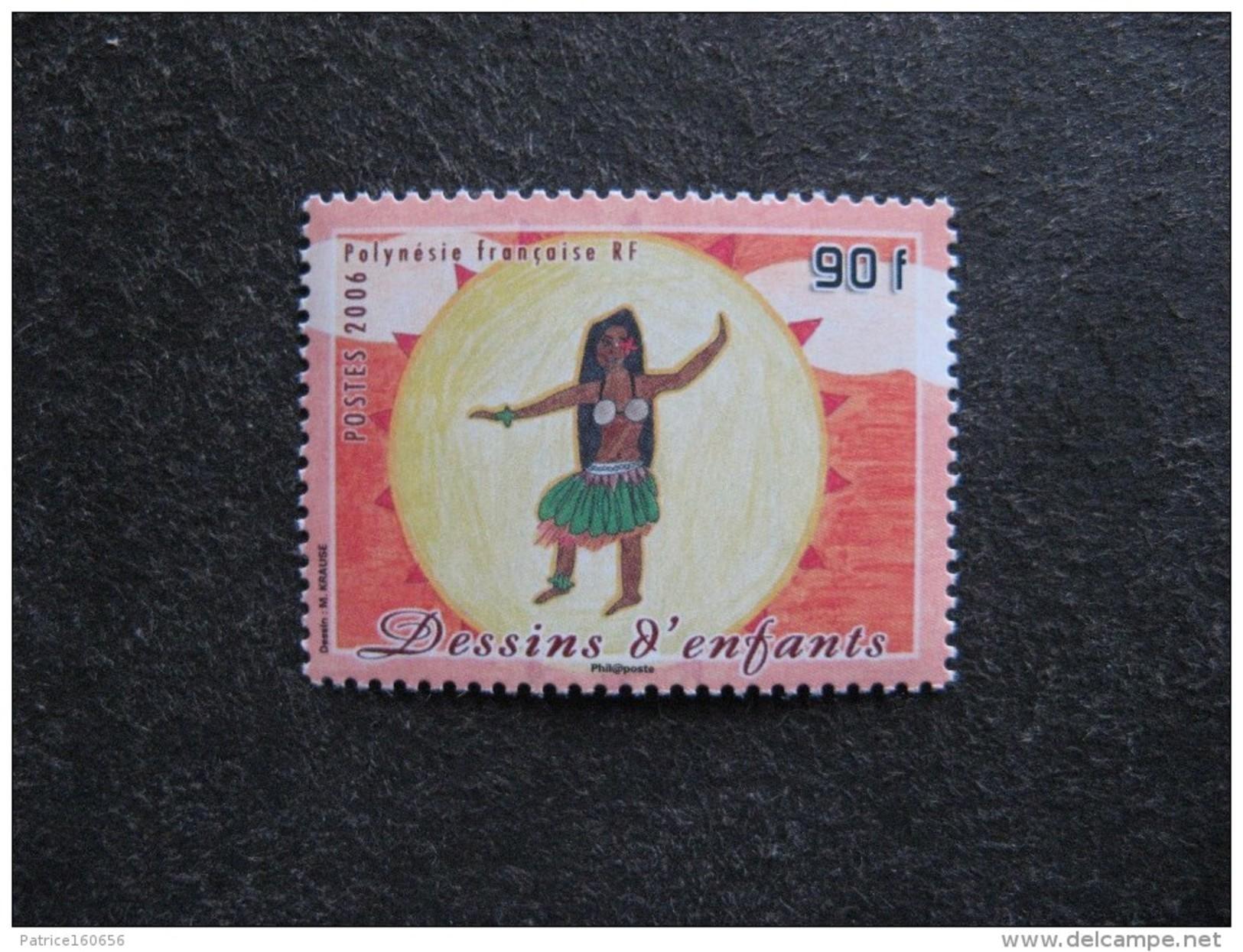 Polynésie: TB  N° 797 , Neuf XX. - Polynésie Française