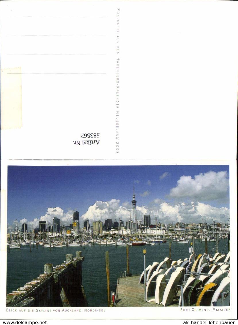 583562,Australia Auckland Nordinsel Skyline - Ohne Zuordnung
