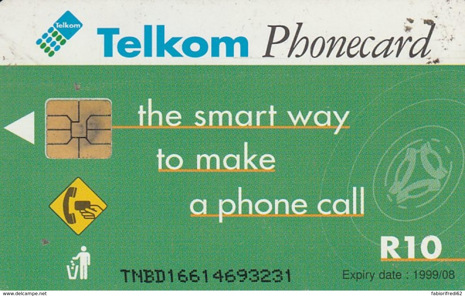 PHONE CARD SUDAFRICA (E43.12.2 - Sudafrica