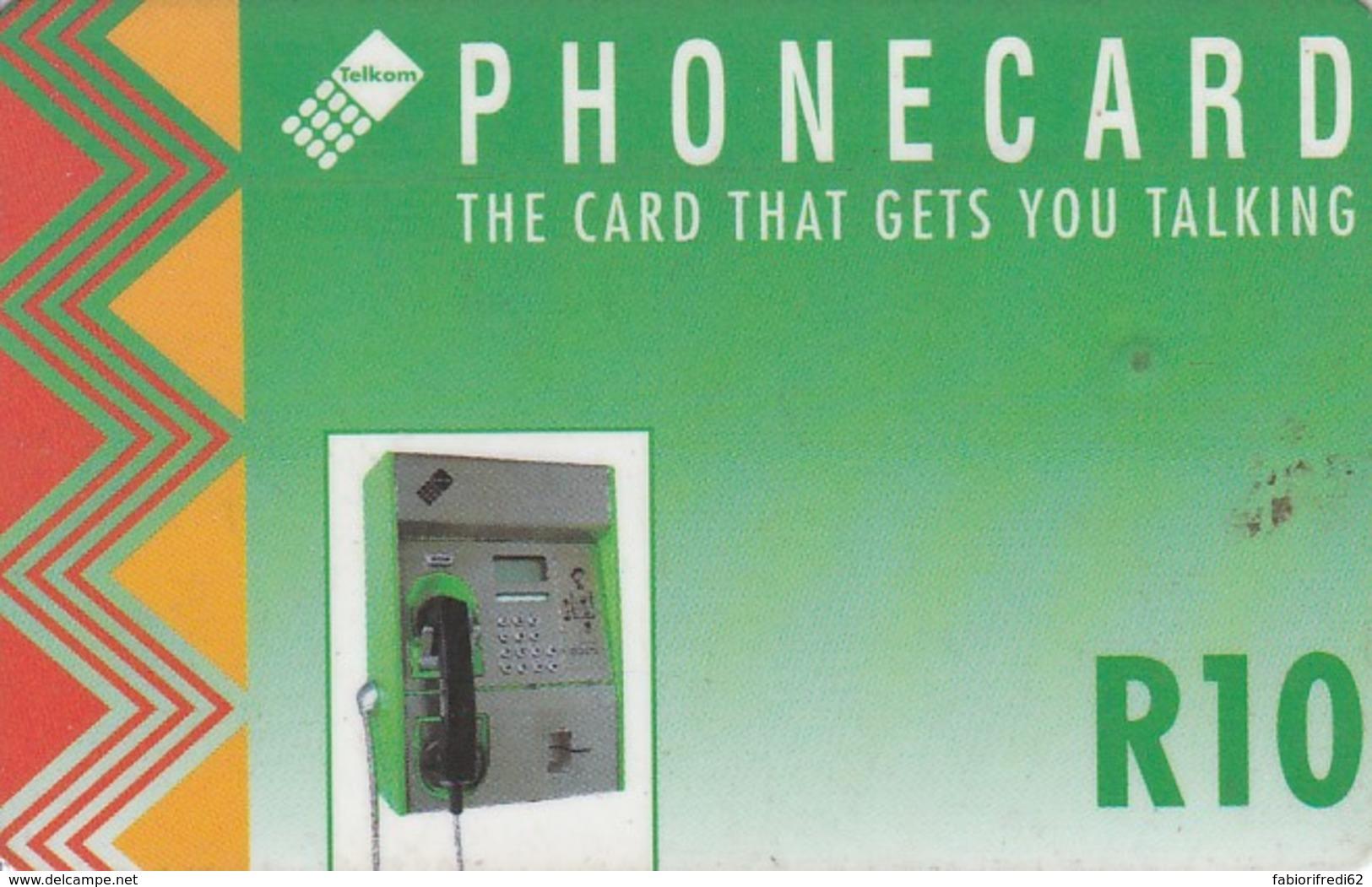 PHONE CARD SUDAFRICA (E43.12.7 - South Africa