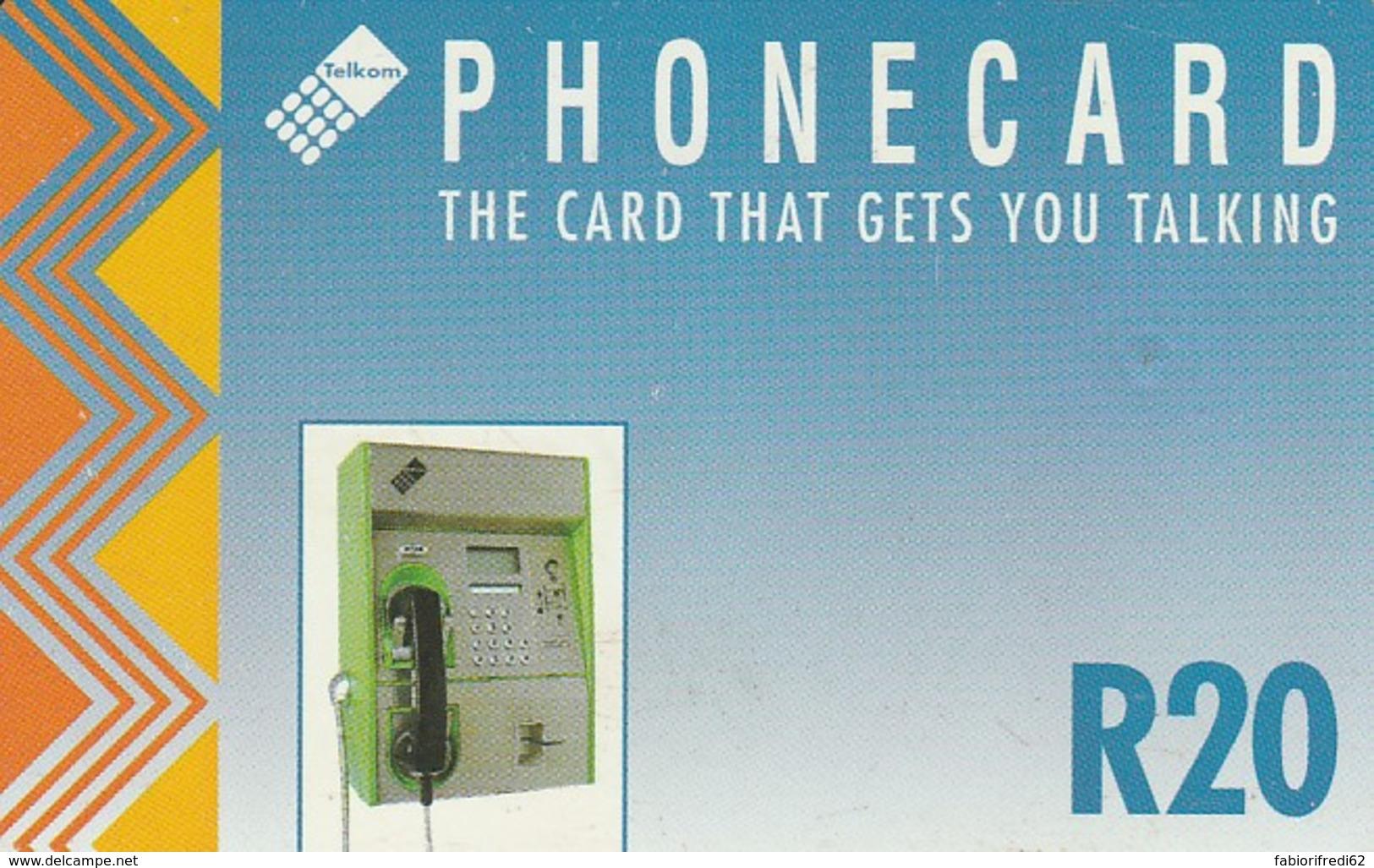 PHONE CARD SUDAFRICA (E43.13.1 - Zuid-Afrika