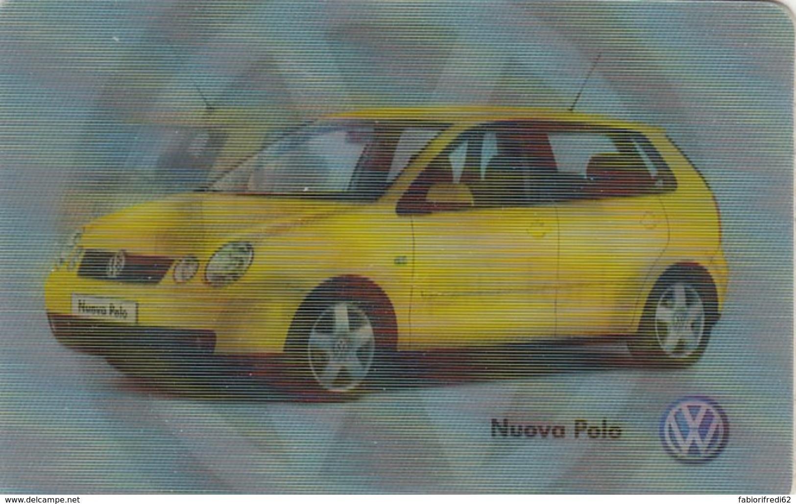 CALENDARIETTO NUOVA POLO  (E43.62.5 - Formato Piccolo : 1991-00