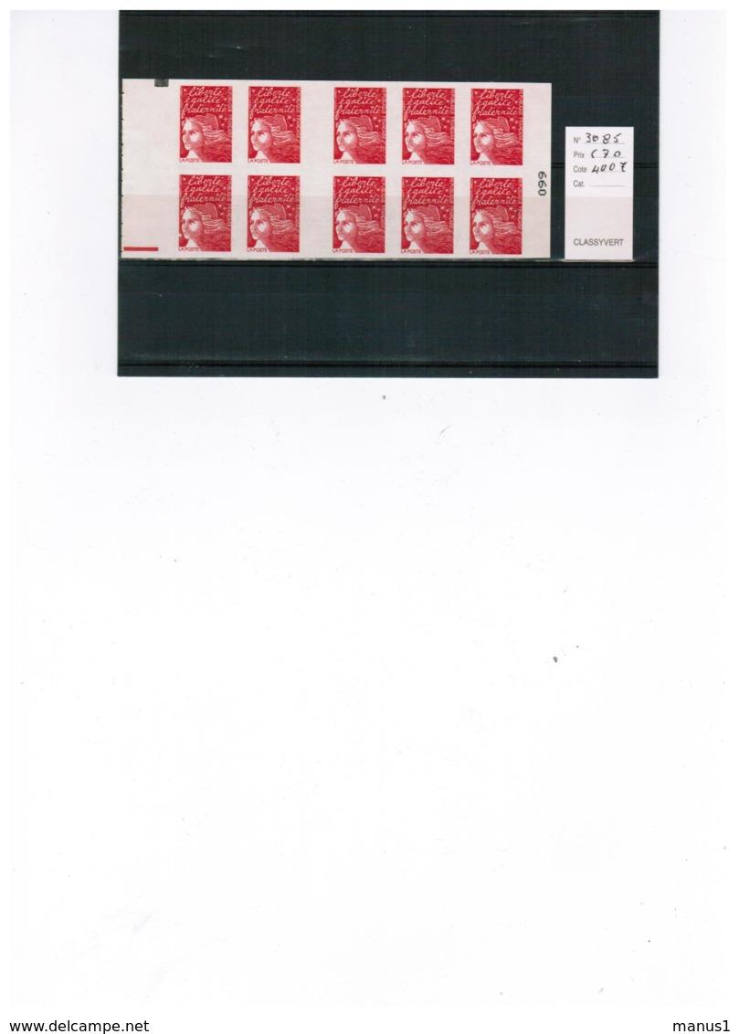 Carnet 3085 - C7ab Carré Noir + Repère électronique - Carnets