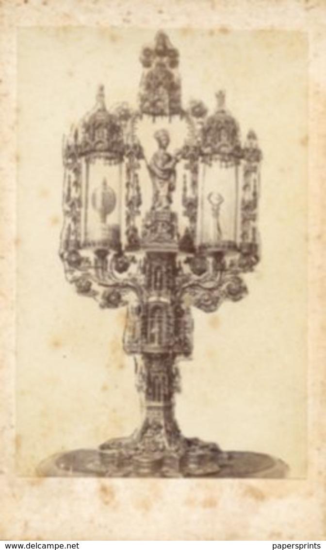 Santino Antico RELIQUIARIO - OTTIMO P89 - Religione & Esoterismo