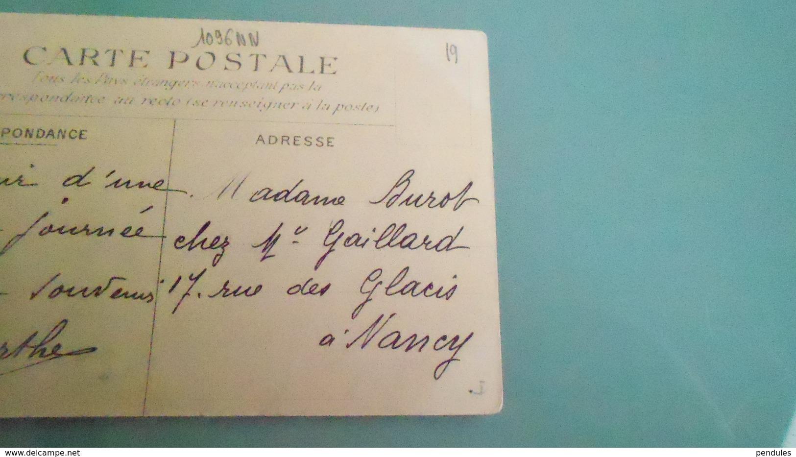 19CARTE DEBEAULIEUN° DE CASIER 1092 NN - France