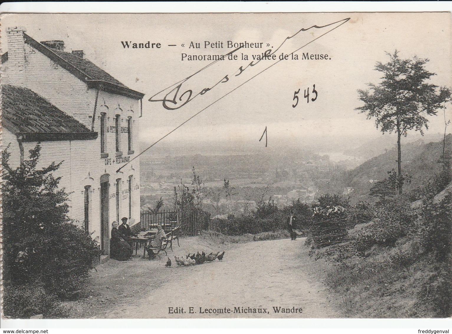 WANDRE - Liege
