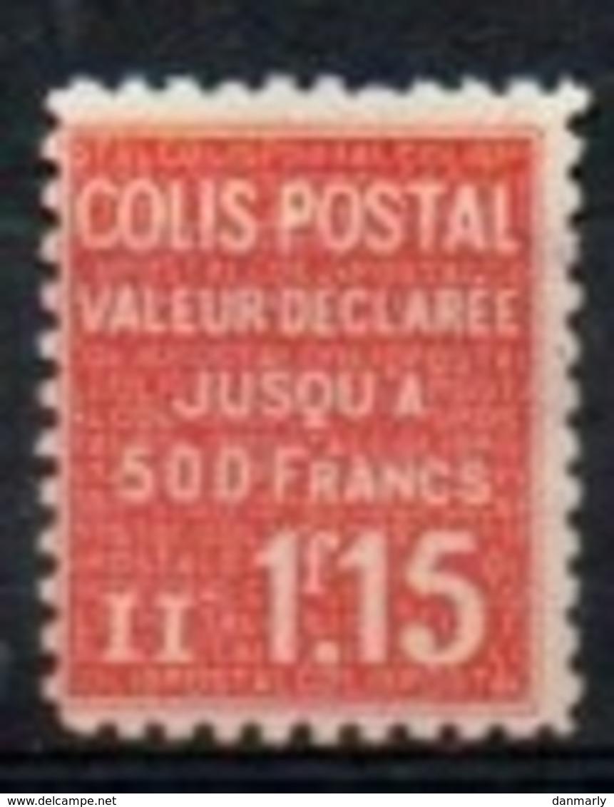 France : COLIS POSTAUX Y&T** N° 164 à 20% De La Cote - Mint/Hinged