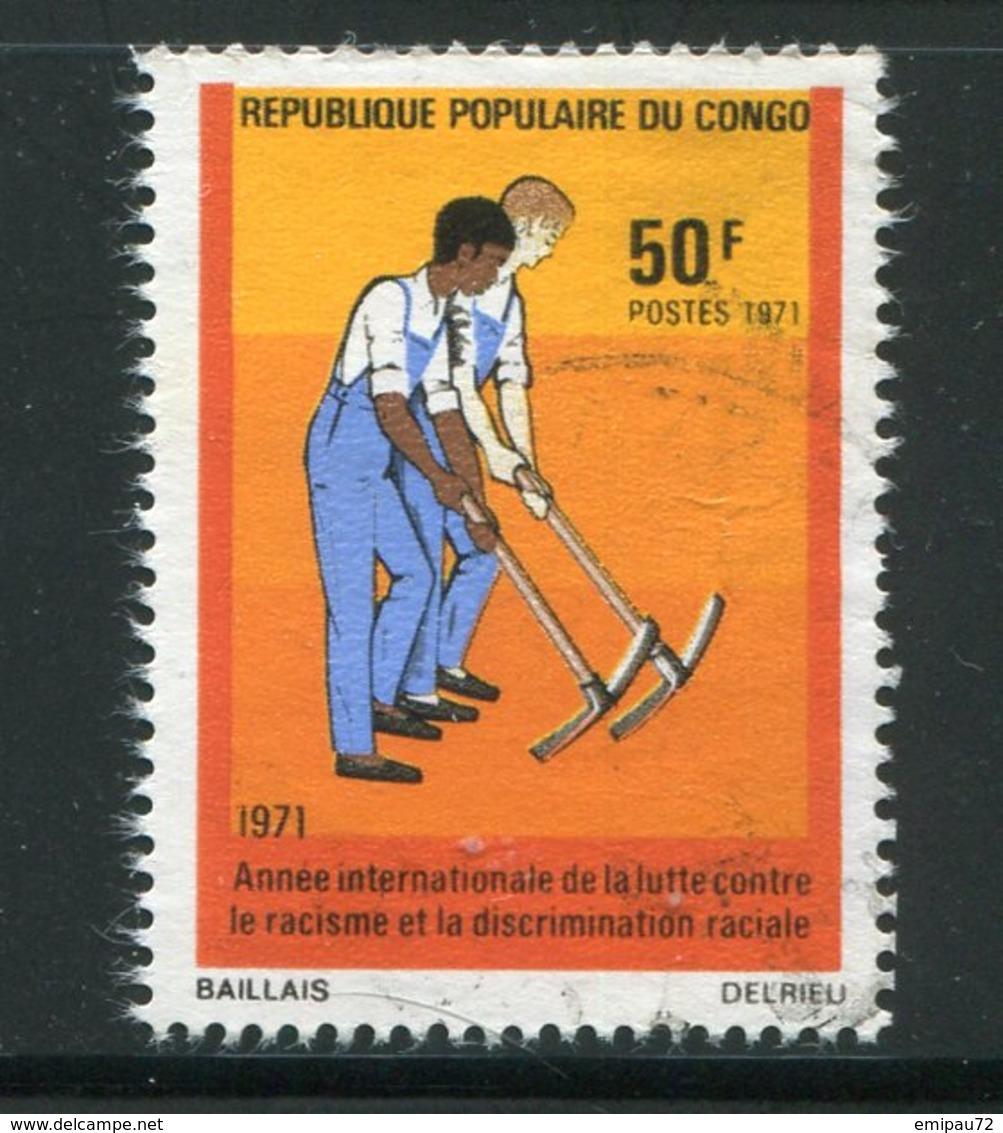 CONGO- Y&T N°308- Oblitéré - Oblitérés