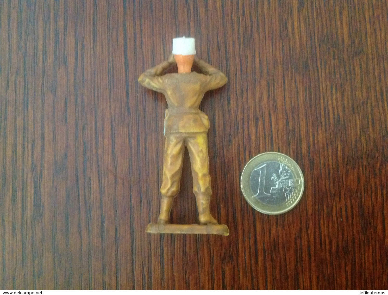 Légionnaire En Plastique Peint. - Leger