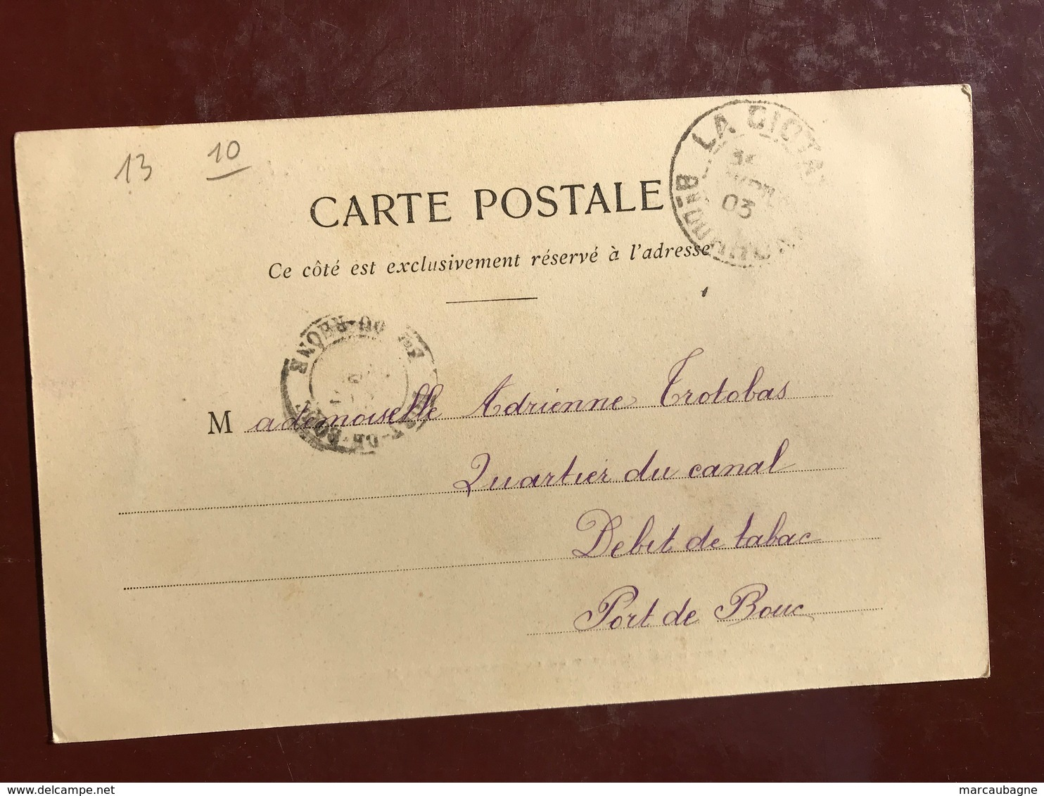 1 CP La Ciotat - Lancement Du Paquebot De La Compagnie Des Messageries Maritimes - La Ciotat