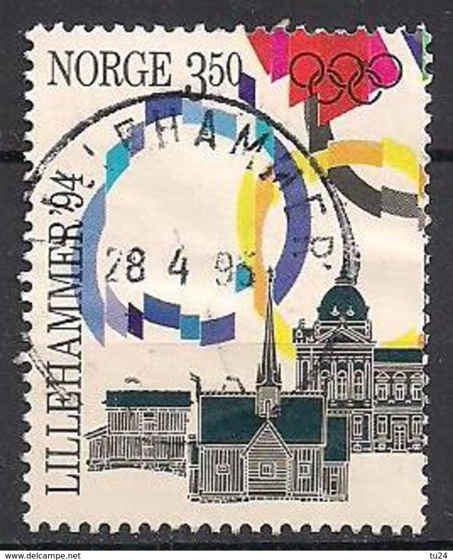 Norwegen  (1994)  Mi.Nr. 1147  Gest. / Used  (1ah14) - Norwegen