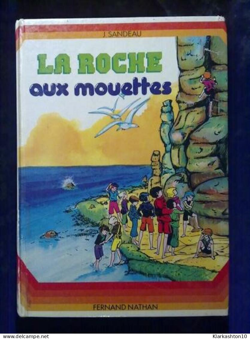 Sandeau: La Roche Aux Mouettes/ Fernand Nathan, 1978 - Bücher, Zeitschriften, Comics