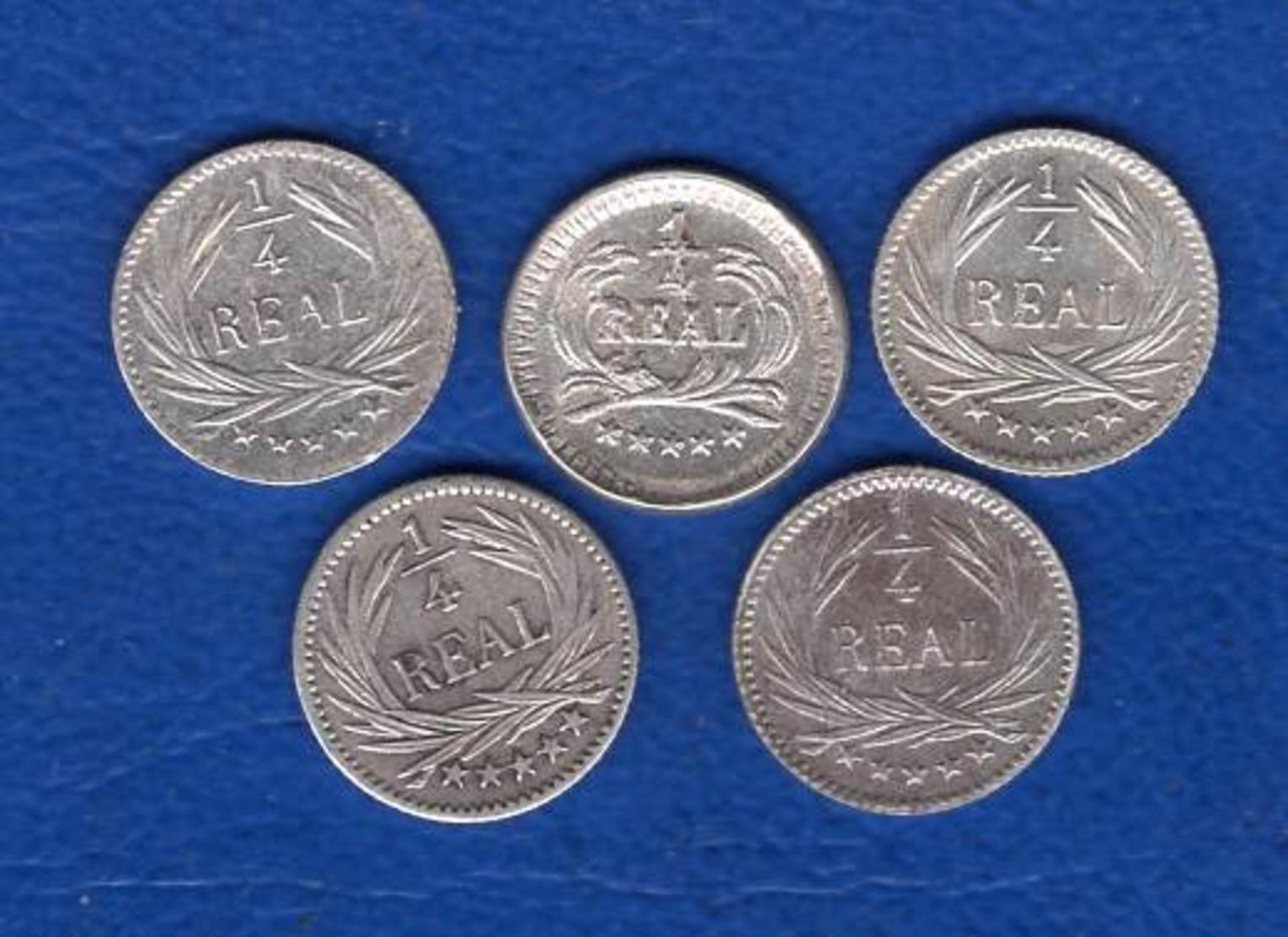 Guatemala  5  Pieces - Guatemala