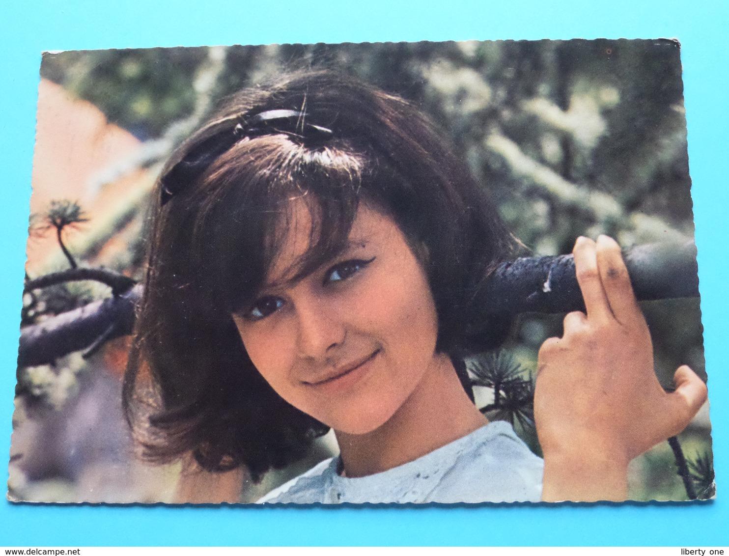 Christine LEBAIL ( 1112 ) Anno 19?? ( Zie/voir Photo ) ! - Chanteurs & Musiciens