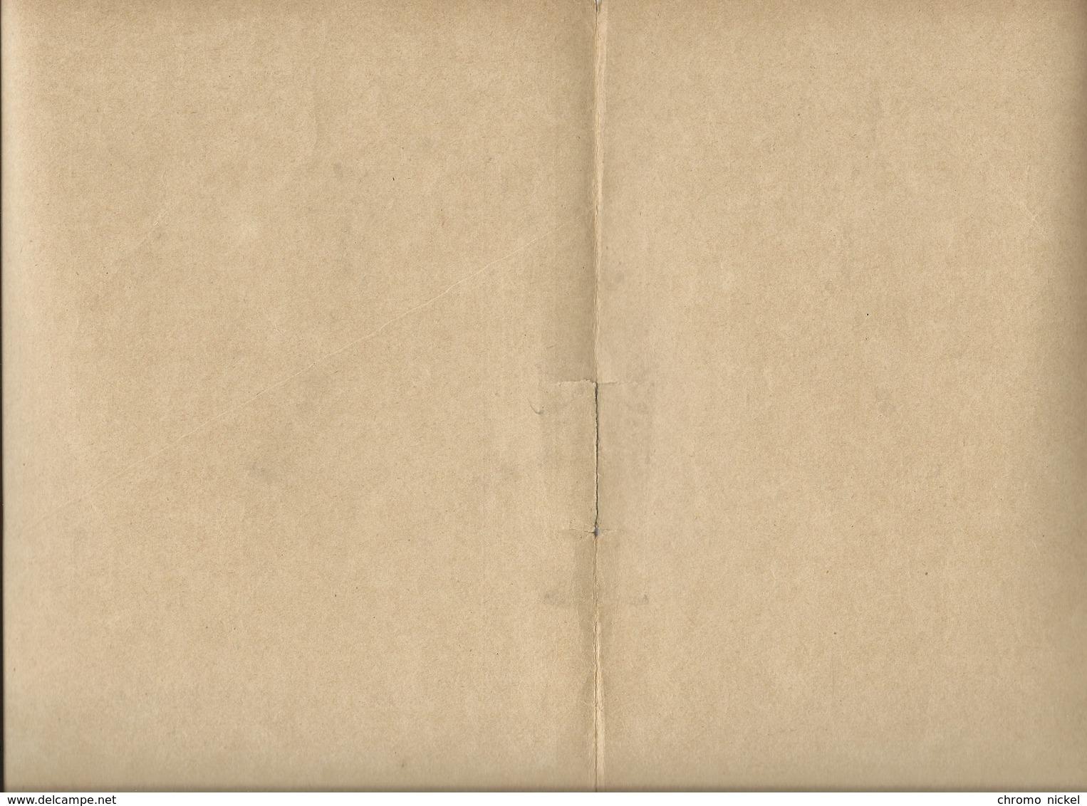 Bateaux De Guerre L'escadre Russe à Toulon (1893) Russia Bien Protège-cahier Couverture   225 X 170  3 Scans  Garnier - Protège-cahiers