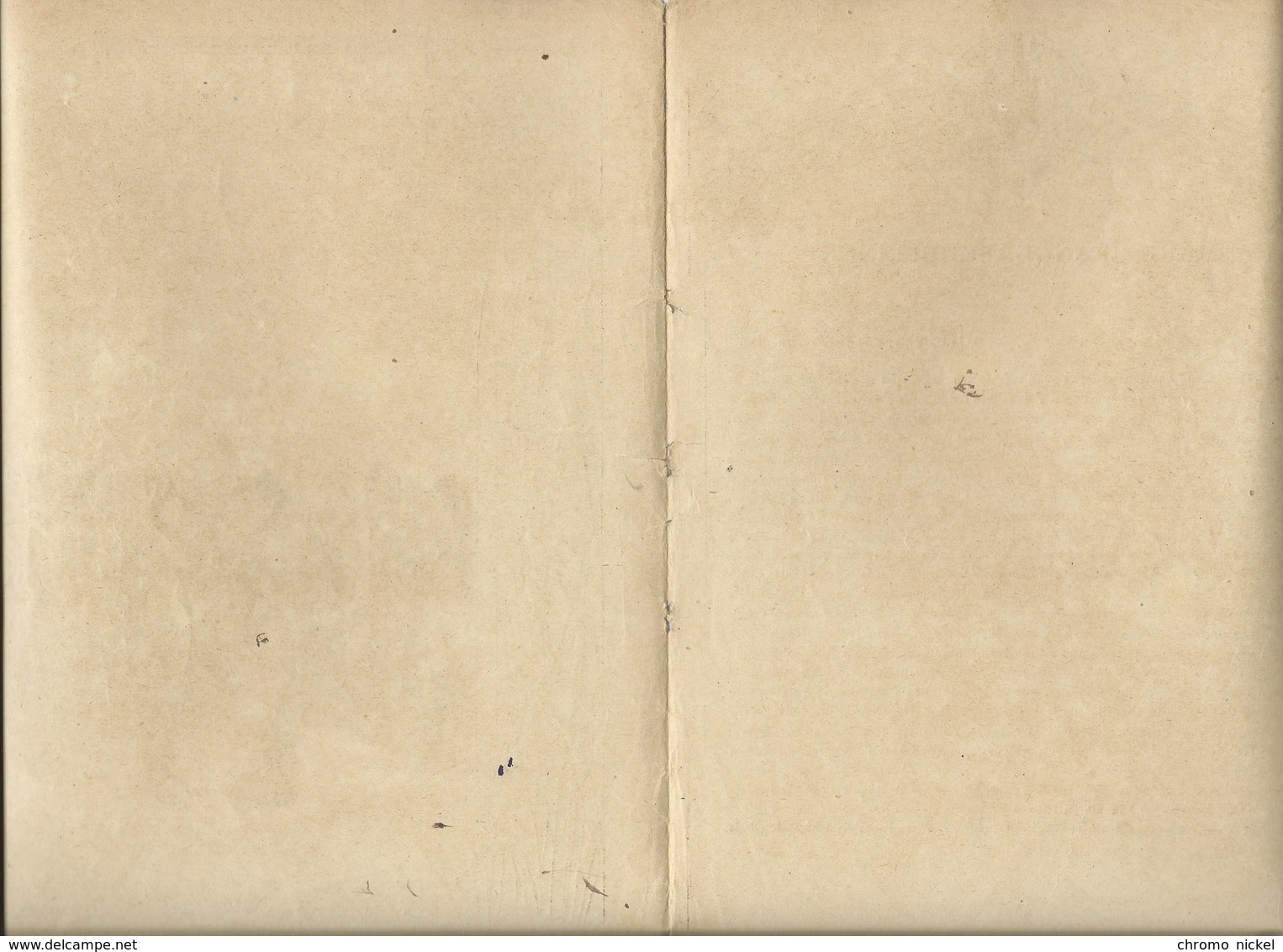 Héroïnes Féminine Marie-Jeanne SCHELLINCK Napoléon Belgique Bien Protège-cahier Couverture 225 X 170  3 Scans  Charavay - Protège-cahiers