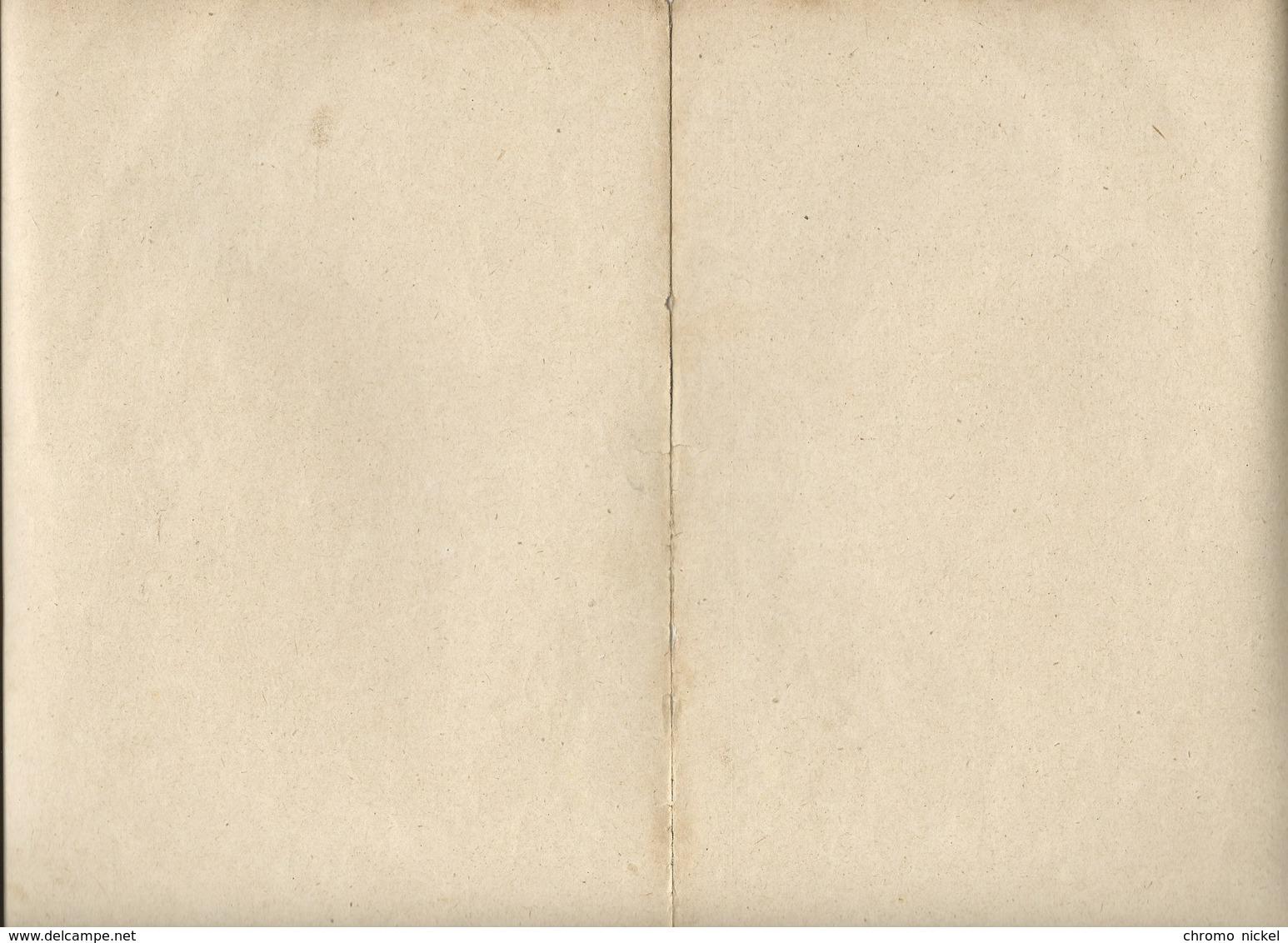 Le Rétameur Les Petits Métiers Bien Protège-cahier Couverture  225 X 170  3 Scans  Godchaux - Protège-cahiers
