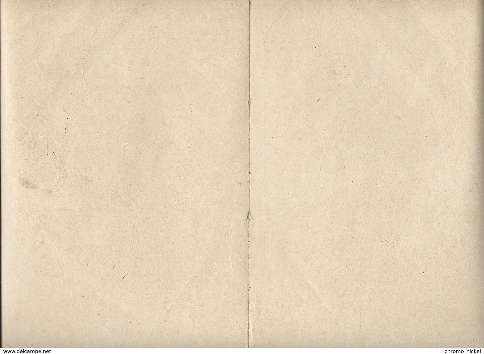 Les Ramoneurs Les Petits Métiers Bien Protège-cahier Couverture  225 X 170  3 Scans  Godchaux - Protège-cahiers