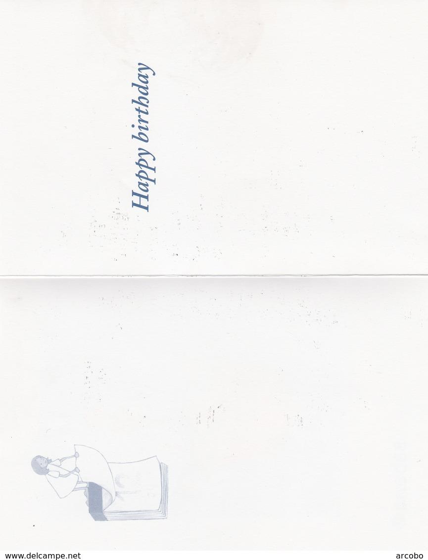 SABENA, HAPPY BIRTH DAY, Verjaardagskaart - Stationery