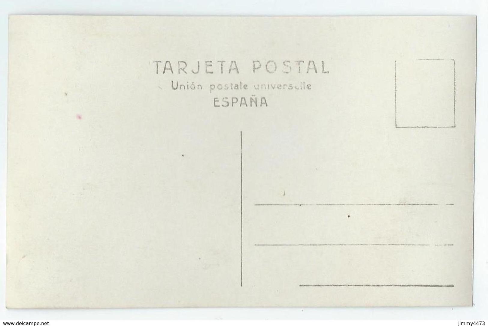 TARJETA  CPA - Tipos Gitanos - GRANADA Andalucia Spain -  Scans Recto-Verso - Granada
