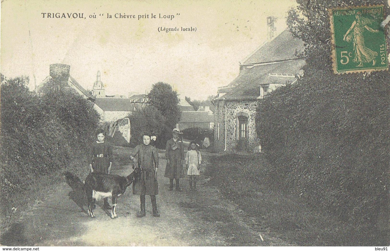 TRIGAVOU - Saint-Brieuc