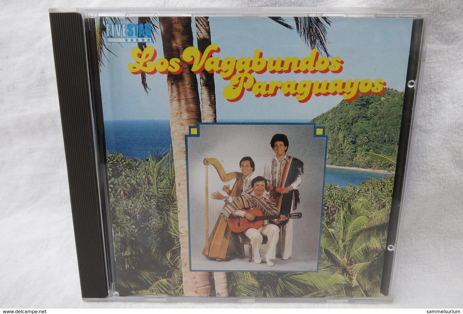 """CD """"Los Vagabundos Paraguayos"""" - Musik & Instrumente"""