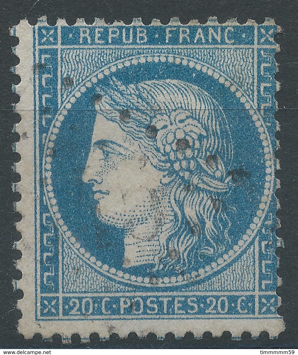 Lot N°46804  Variété/n°37, Oblit GC, Piquage - 1870 Siege Of Paris