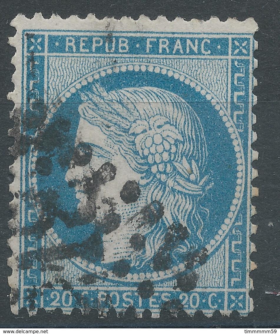 Lot N°46807  N°37, Oblit GC - 1870 Siege Of Paris
