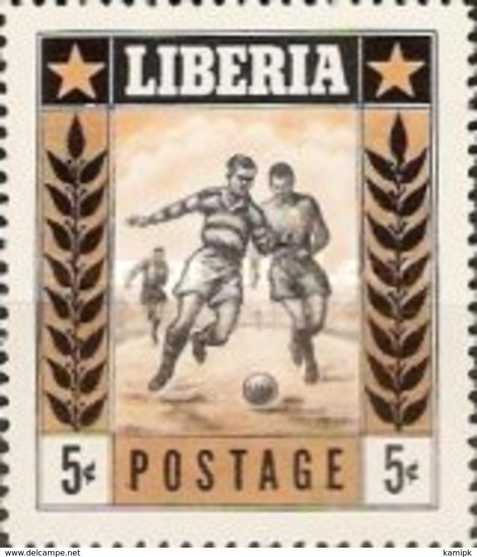 USED  STAMPS Liberia - Sports  - 1955 - Liberia