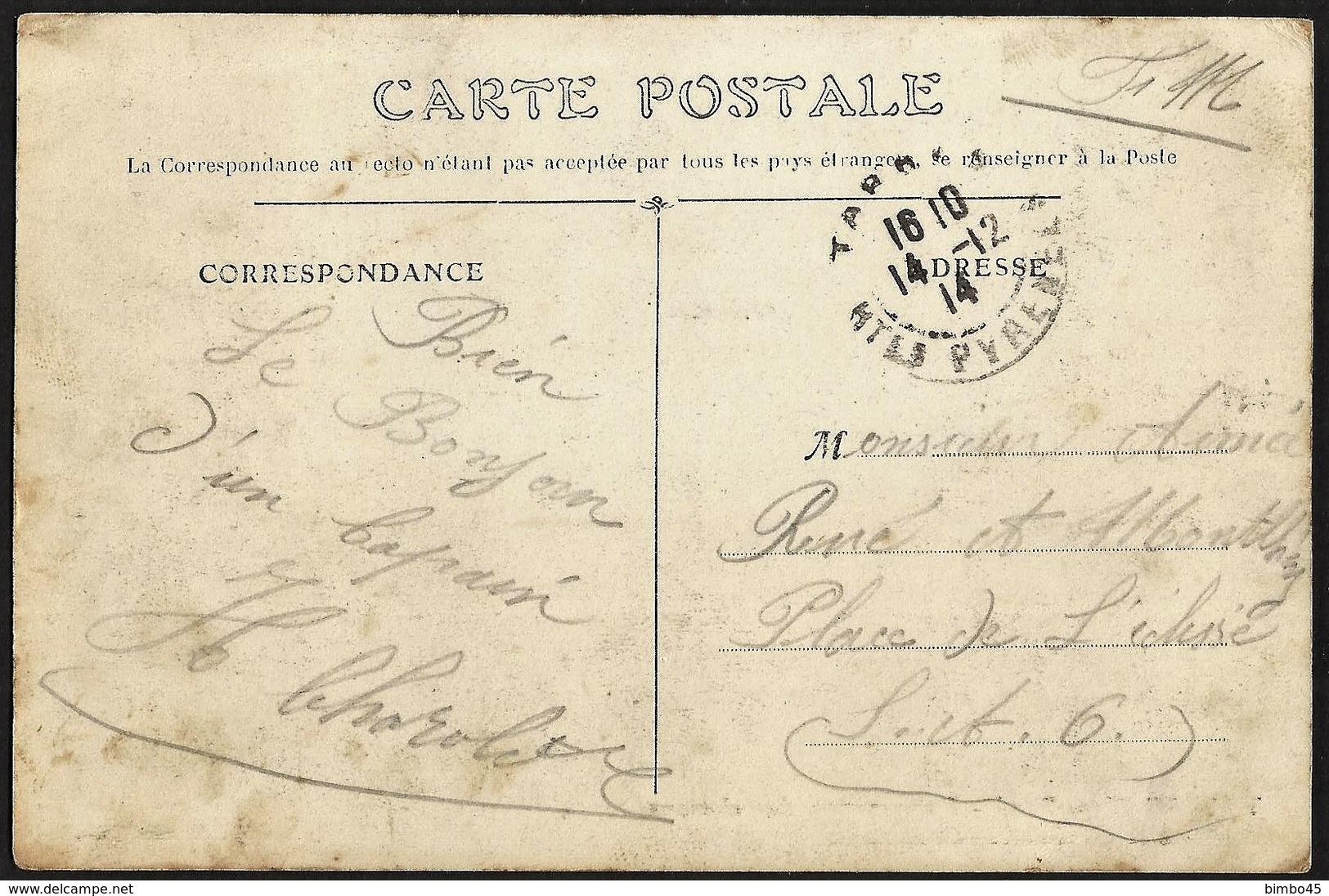 FRANCE--TARBES--Presentation Des Chevaux A La Commission De Remonte - Tarbes