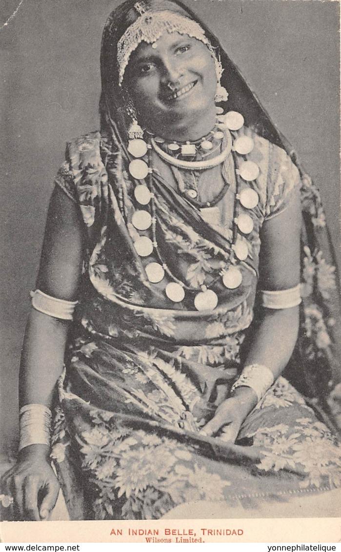 10749 - Trinidad - An Indian Belle - Trinidad