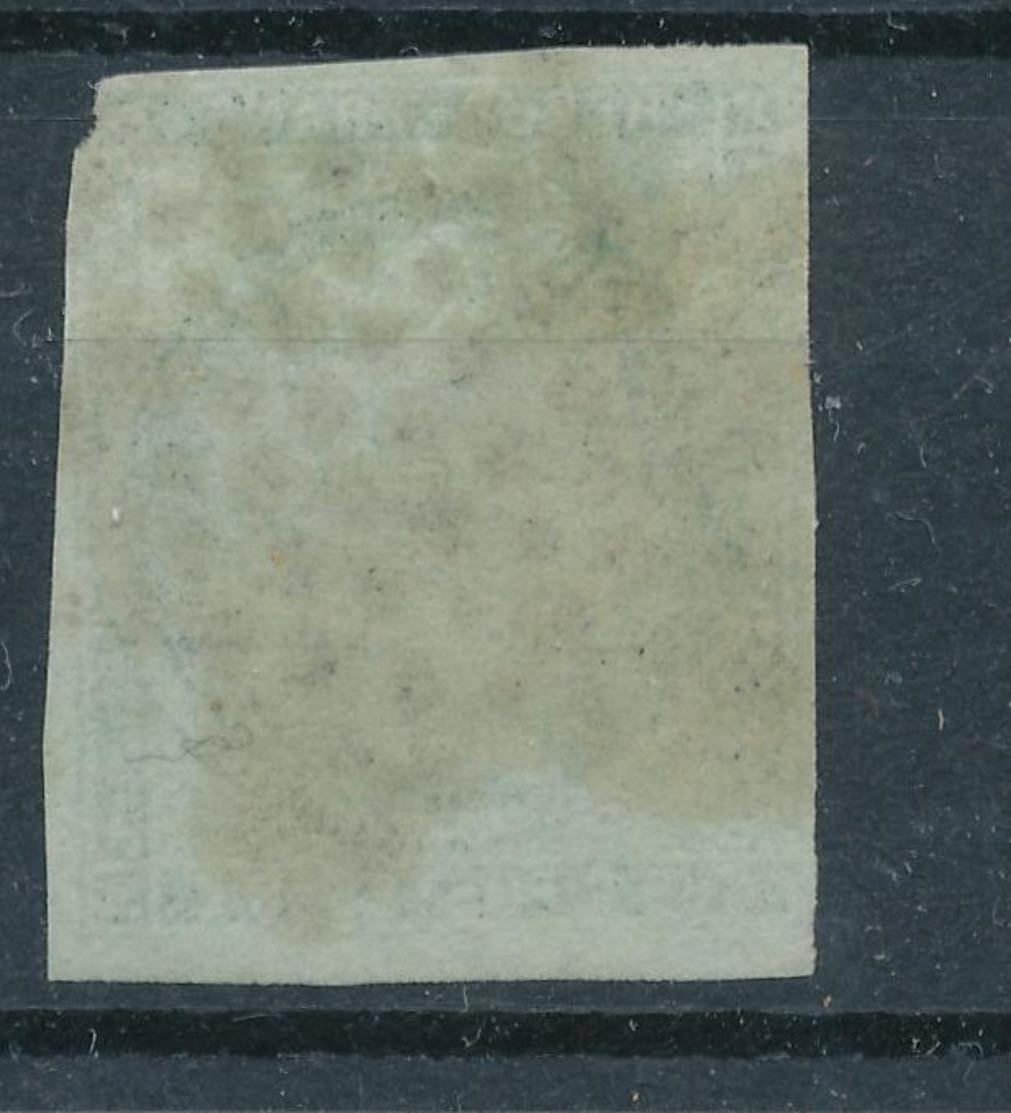 N°2 VERT FONCE OBLITERATION ETOILE. - 1849-1850 Cérès