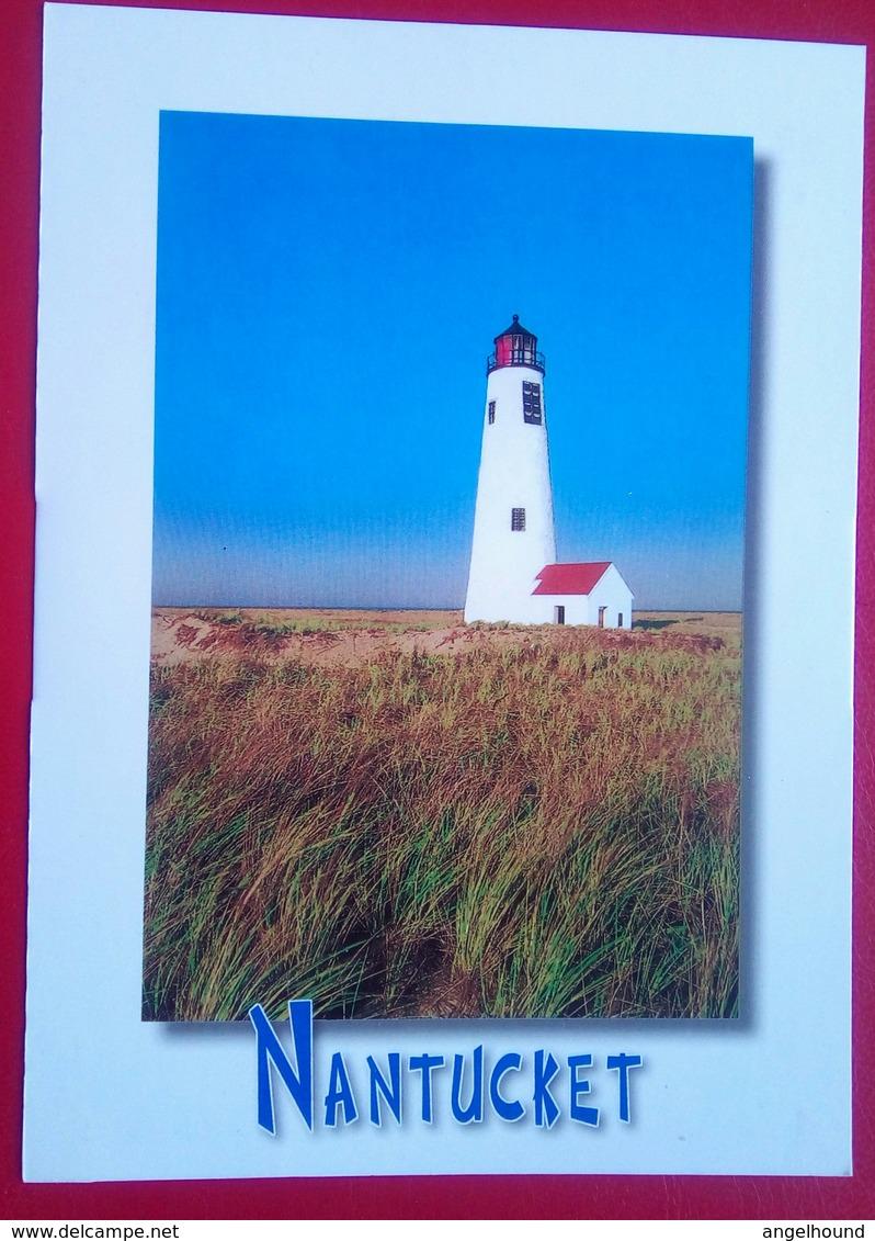 Lighthouse - Nantucket
