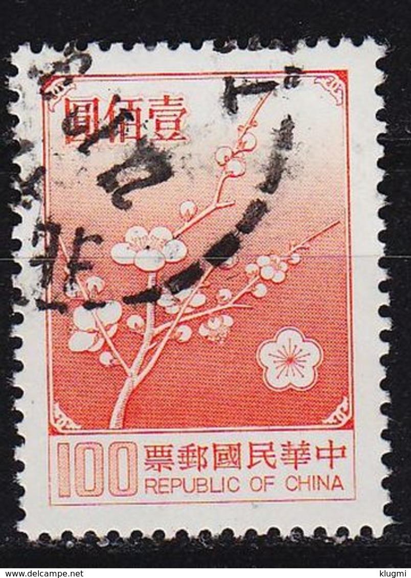CHINA TAIWAN [1979] MiNr 1294 V ( O/used ) Pflanzen - 1945-... República De China