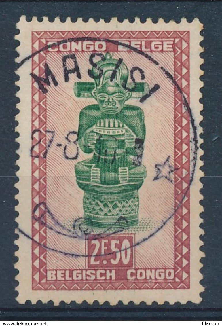 """BELGISCH-KONGO - OBP Nr 288 - Cachet """"MASISI"""" - Congo Belge"""