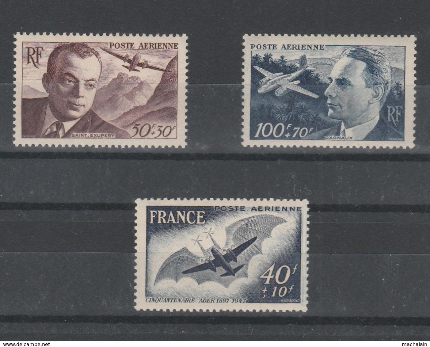 Collection Poste Aérienne N° 5 à 41 (sauf 14 Et 15) Tous Neufs** TBE - Côte = 1352.00€ - Poste Aérienne