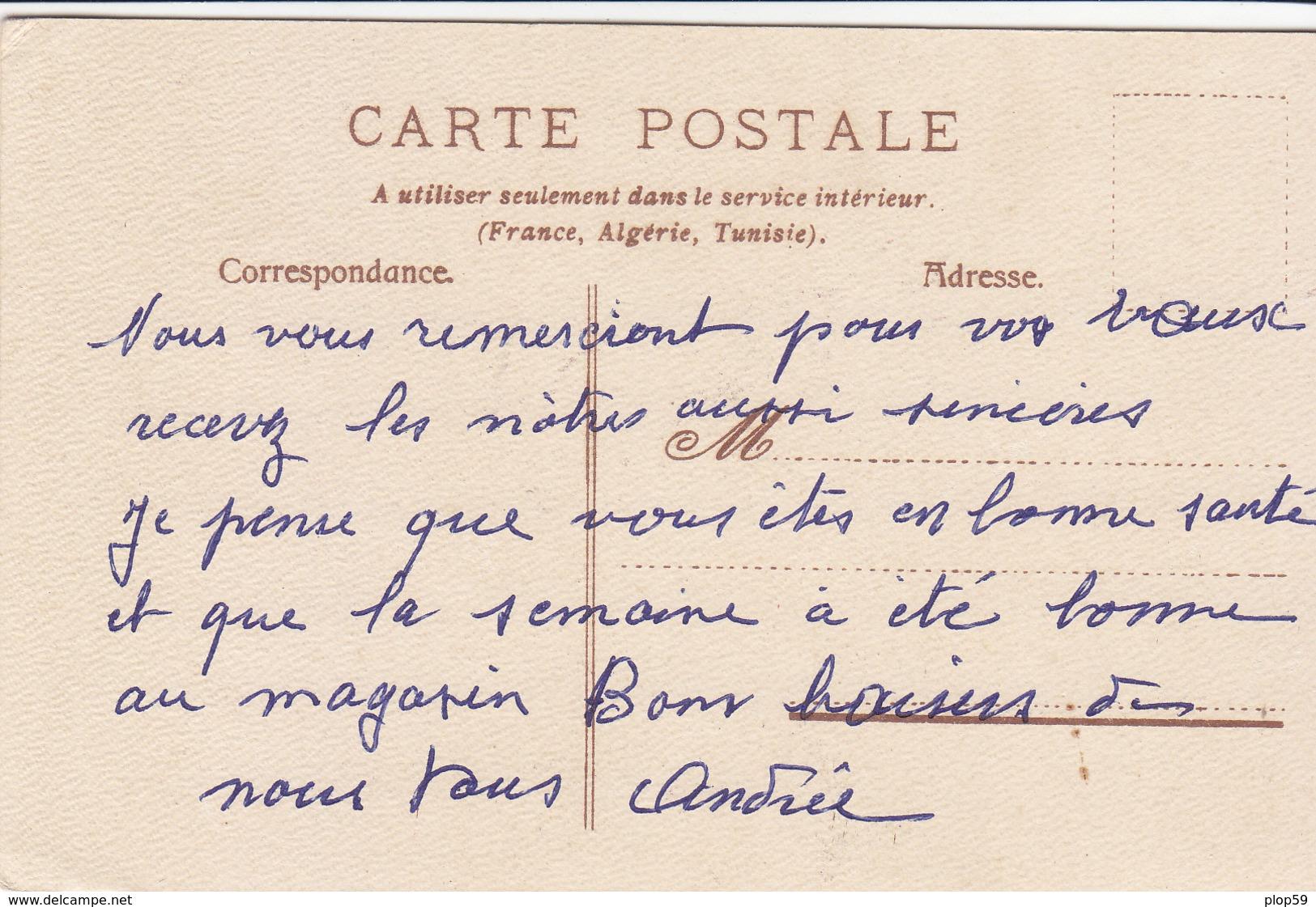 Cpa 2 Scans Illustrateur Bouquet Pivoine Mimosa Etc On M'a Dit Que La Fleur Parle A L'âme Candide .... - Illustrateurs & Photographes